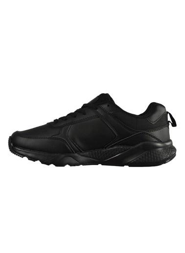Slazenger Ikarus Siyah Unisex Spor Ayakkabı Siyah